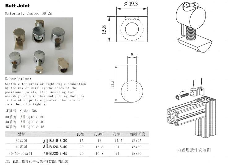 Standard Profiles Aluminum